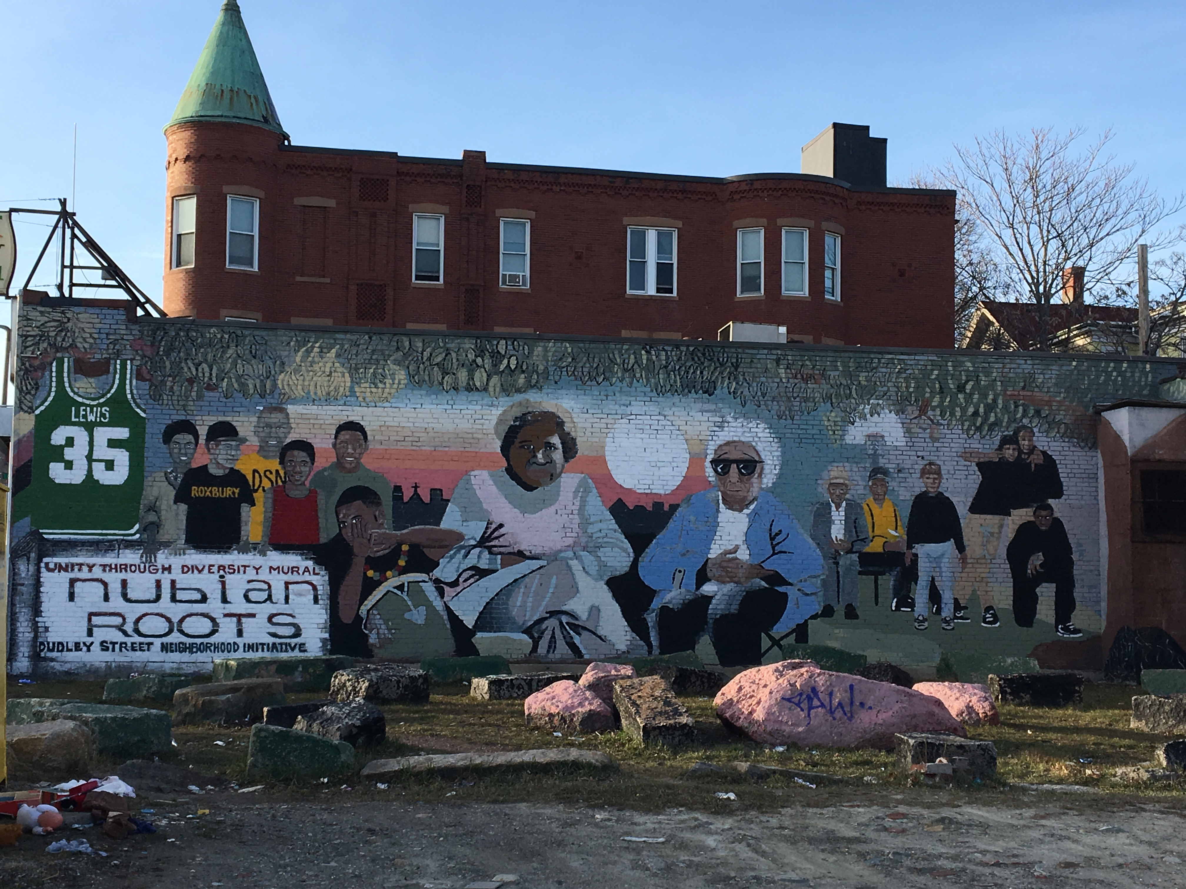 Community Land Trust- DUDLEY STREET NEIGHBORHOOD INITIATIVE: DEVELOPMENT WITHOUT DISPLACEMENT