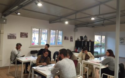 Open Heritage project: Second co-planning session