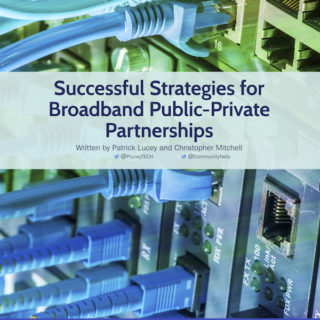 The Role of Public-Private Partnership Approach in Broadband Development