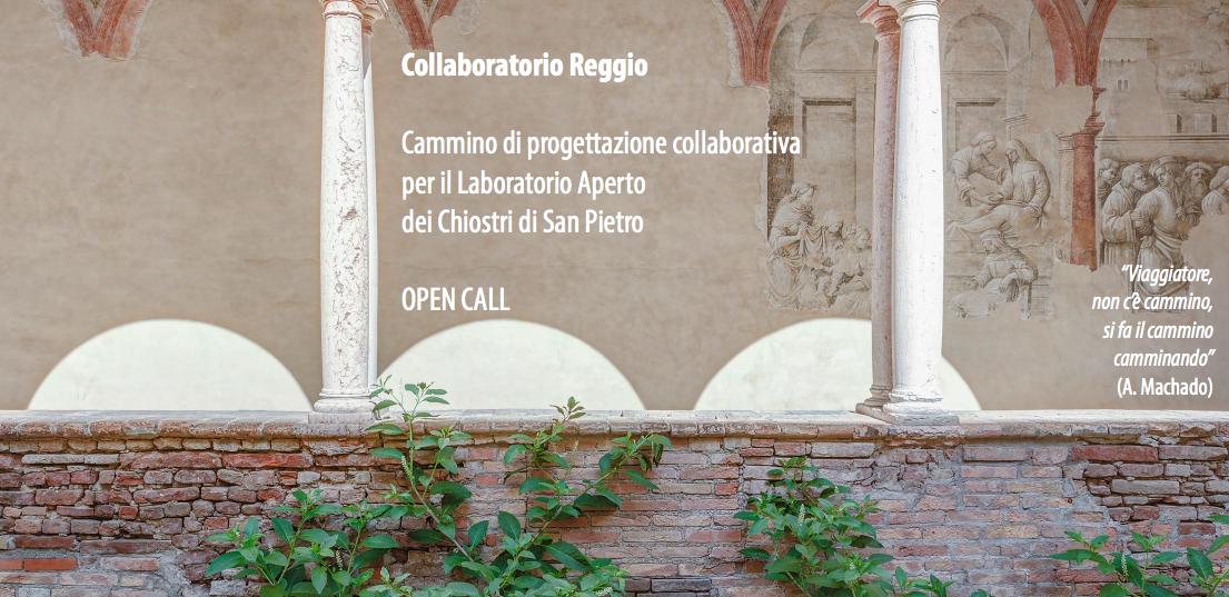 Il Collaboratorio Reggio sta per partire!