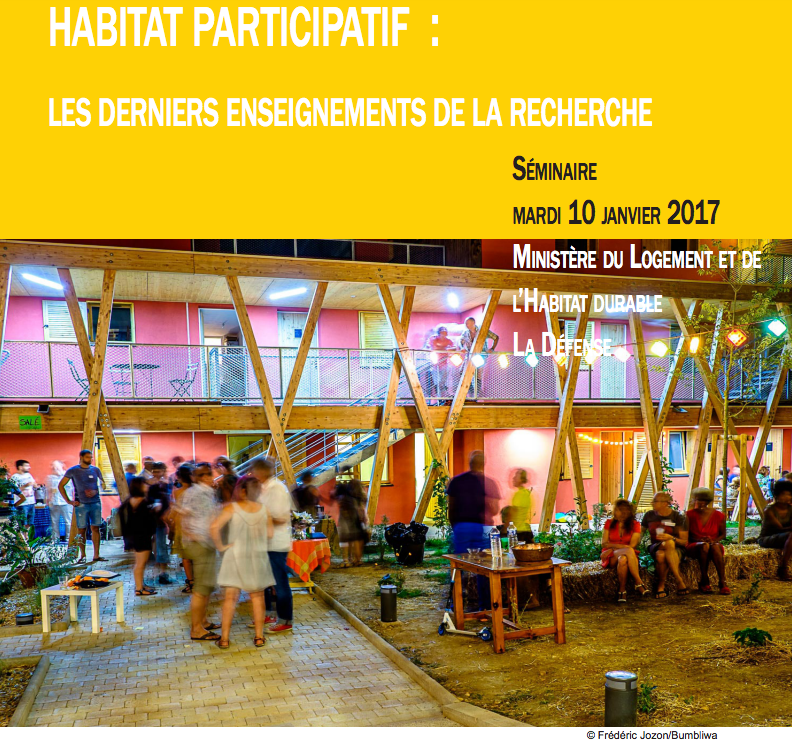 French Cities in the Making: A State of the Art of the Research on the Habitat Participatif Movement