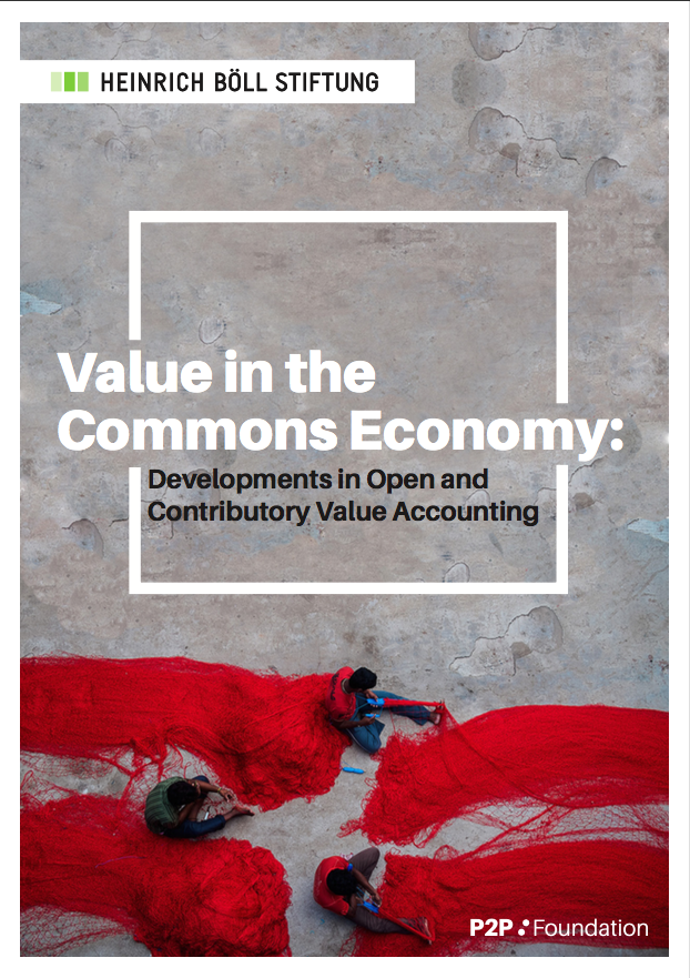 """Value in the Commons Economy"" Report"
