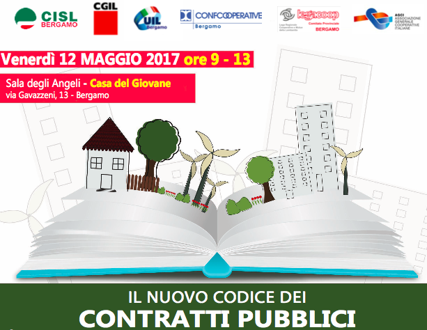 Conference in Bergamo -The new law of public contracts
