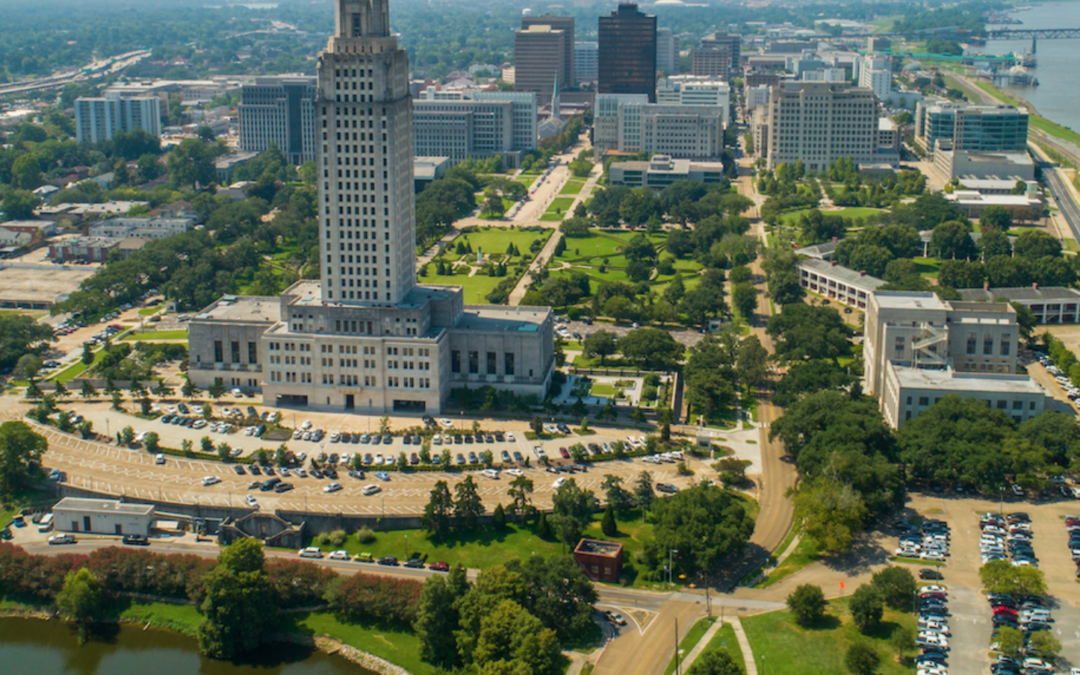 Build Baton Rouge Receives $5M Grant in JPMorgan Chase's AdvancingCities Challenge