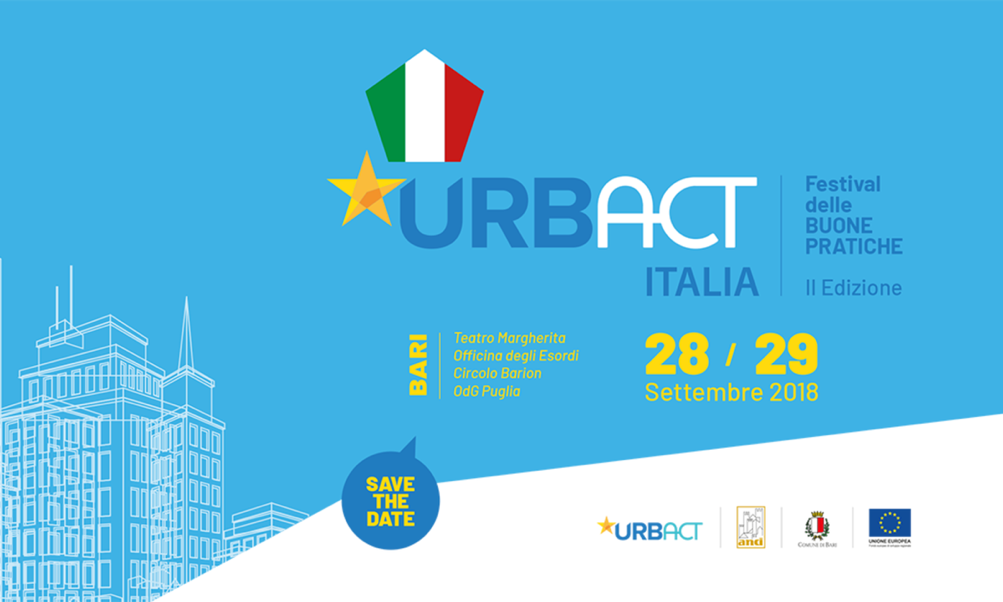The II Edition of URBACT Good Practices Festival – Bari, September 28-29