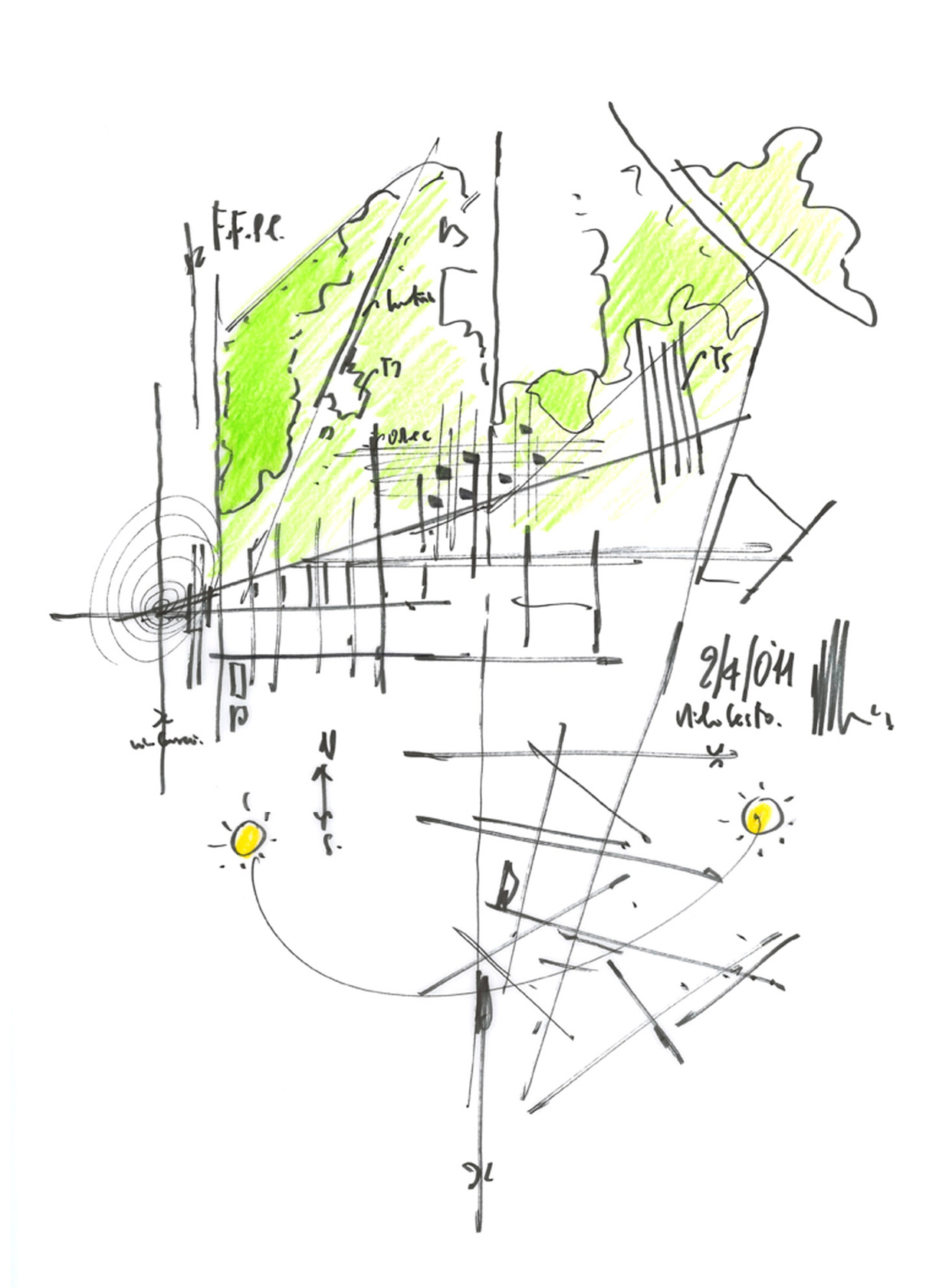 The Revenge of peripheries: A Masterplan by Renzo Piano