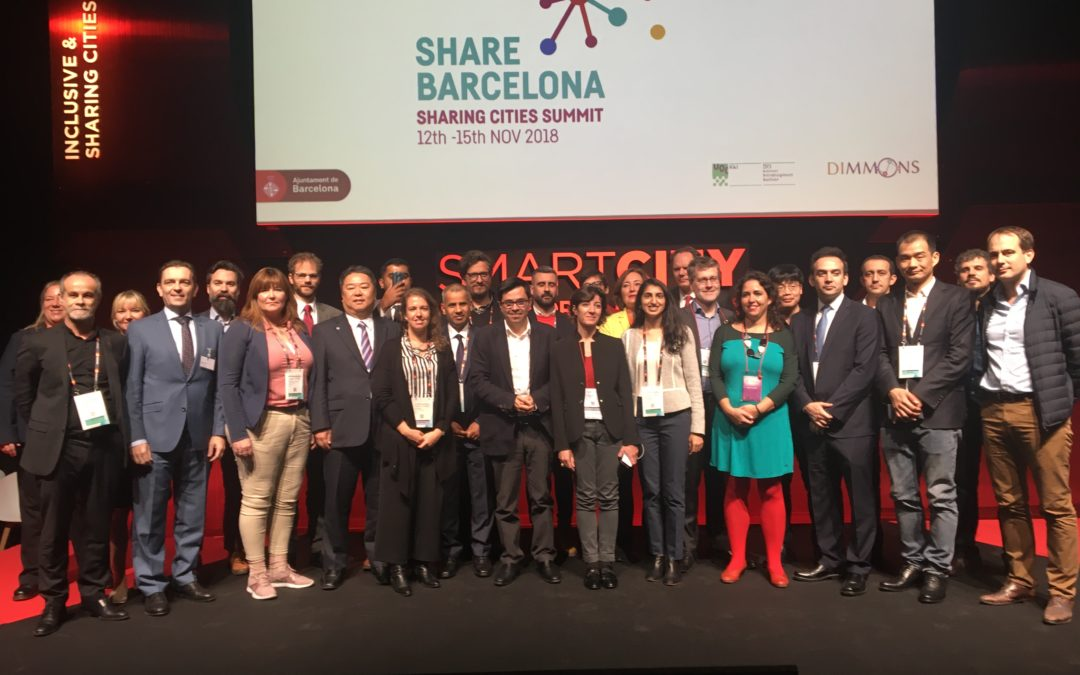 The Sharing City Declaration: How Cities are fighting the uncontrolled expansion of the Sharing Economy