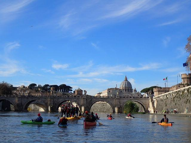 Agenda Tevere: the River Contract of the Tiber