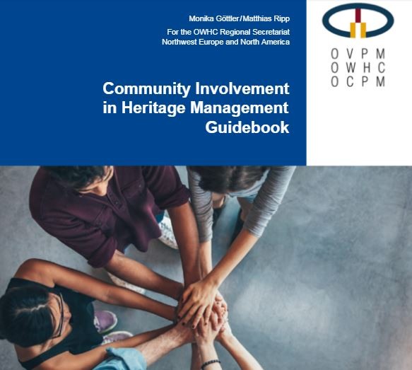 A new guidebook for community involvement in heritage management