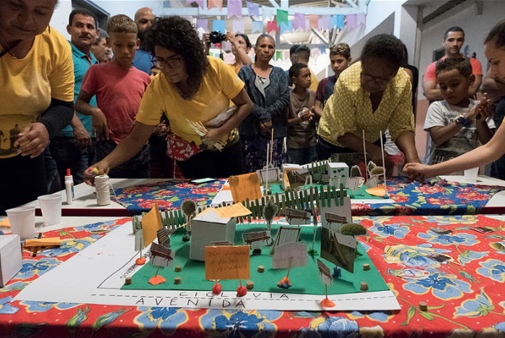 Warriors Without Weapons,  a Brazilian immersion to learn how to positively impact communities