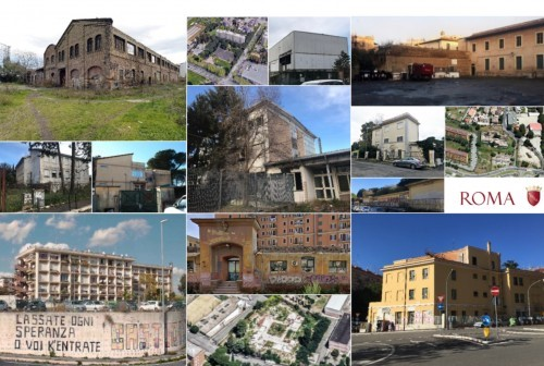 """ReinvenTIAMO Roma"" an urban project to give new life to the capital"