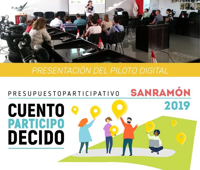 """Save The date: March 16th, the first meeting of the """"Cuento, Partecipo, Decido"""" pilot project."""