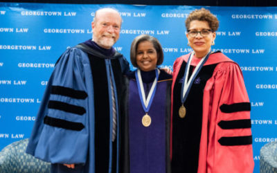 Professor Sheila R. Foster Installed as the Scott K. Ginsburg Professor of Urban Law and Policy