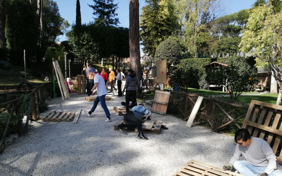 Urban Clinic LabGov EDU 2019 – I Community Gardening