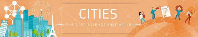 The 3rd meeting of the City Science Initiative (CSI)