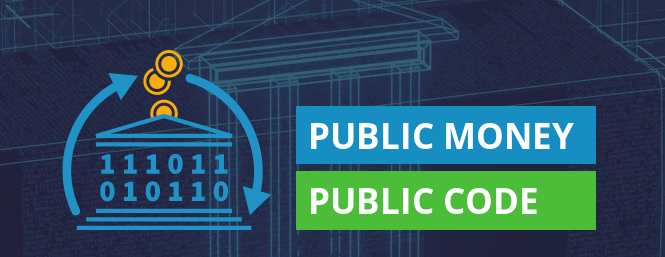 Public Money, Public Code. Digitally empowering citizens and administrations