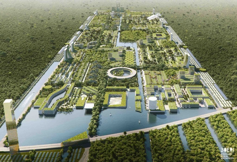 Smart Forest City: A New Frontier of Urban Sustainability